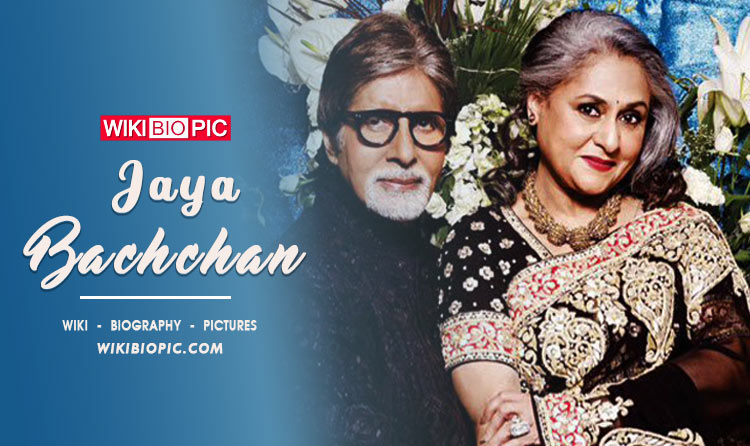 Jaya Bachchan Wiki Biography