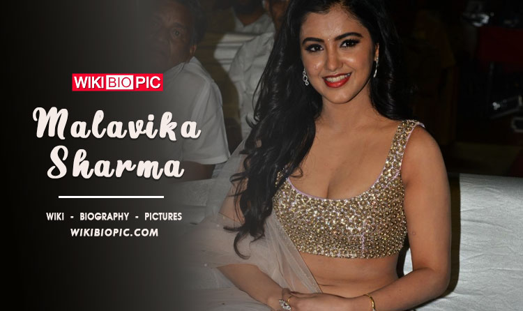 Malavika Sharma Biography and Biodata