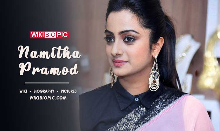 Namitha Pramod Wiki Biography