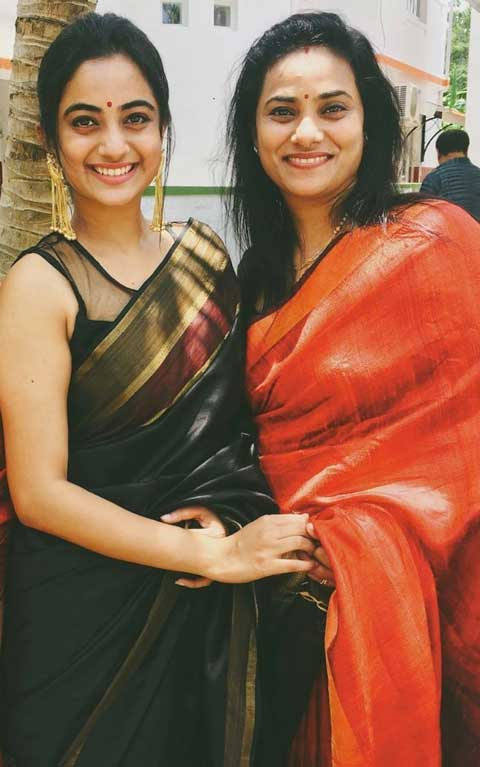 Namitha Pramod Mother