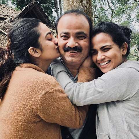 Namitha Pramod Family facts
