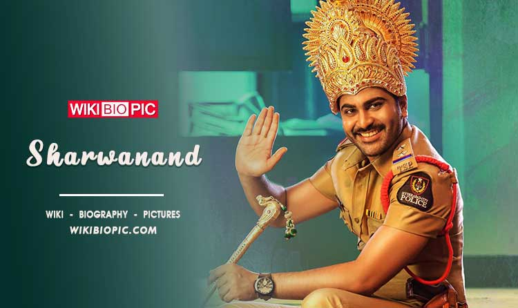 Sharwanand's Wiki and Biography