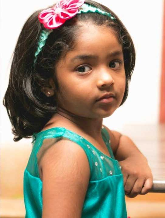 Vaibhav's Daughter