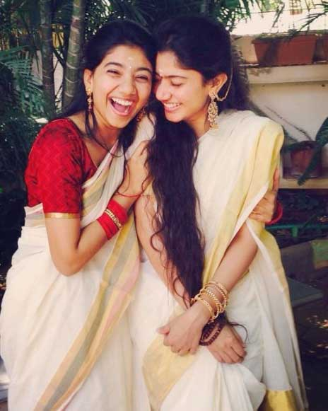 sai Pallavi With Her Sister