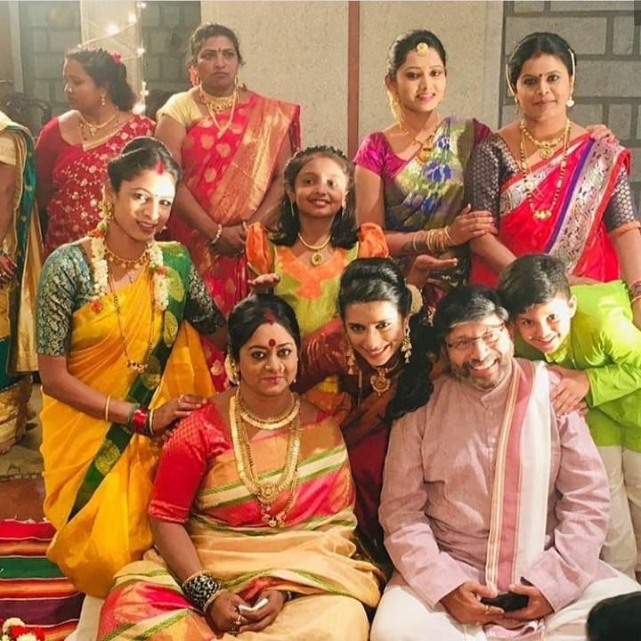 Kasthuri Nivasa Kannada Serial Cast and Crew