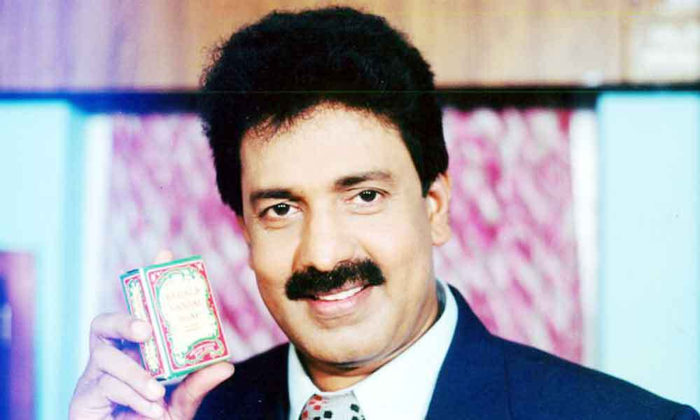 Actor Madhu Mohan's Age, Height, Wiki, Biography, Caste