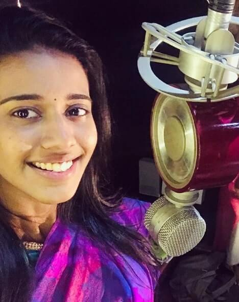 Playback Singer, Voice Artist Priyanka NK's Age, Height, Wiki, Biography, Caste and More