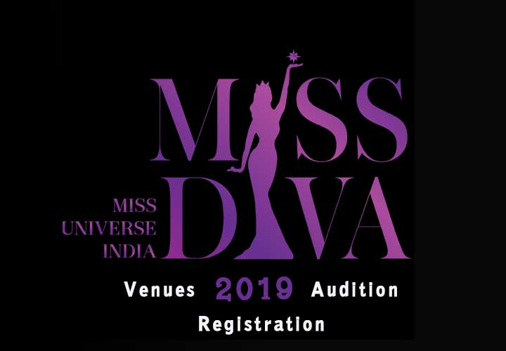 Miss Diva Audition Start date application form eligiblity criteria audition cities winner