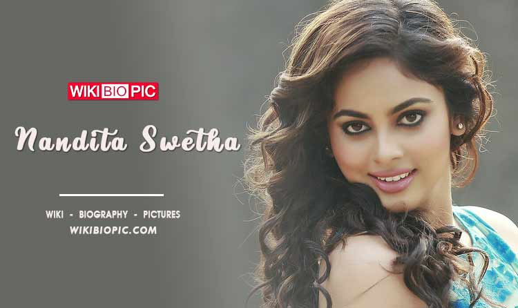 Nandita Swetha wiki biography