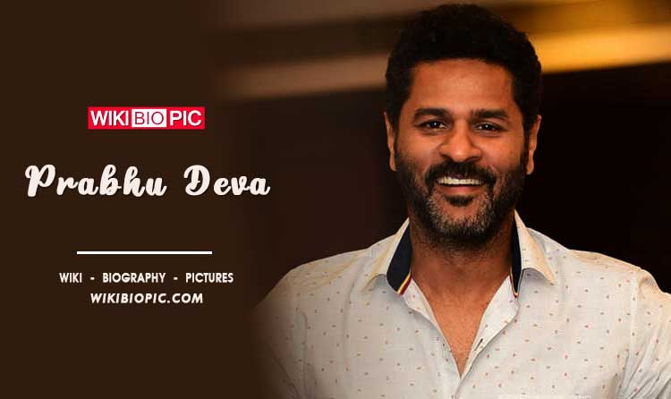 Prabhu Deva wiki biography