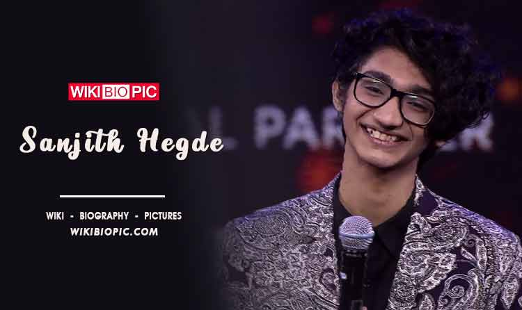 Sanjith Hegde wiki biography