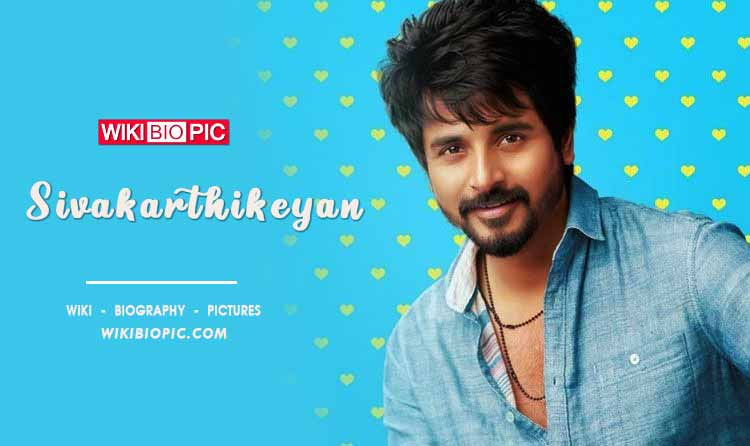 Sivakarthikeyan wiki biography