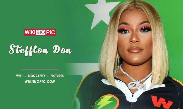 Stefflon Don wiki biography