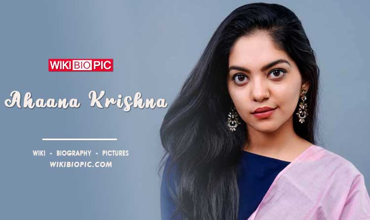 Ahaana Krishna wiki biography