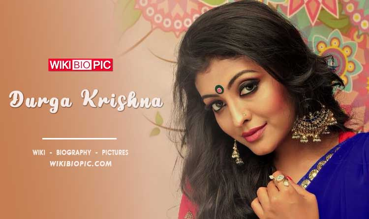 Durga Krishna wiki biography