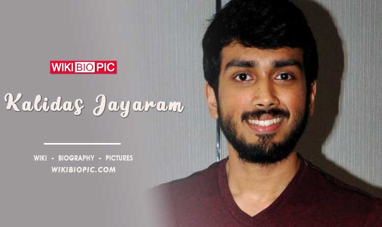 Kalidas Jayaram wiki biography