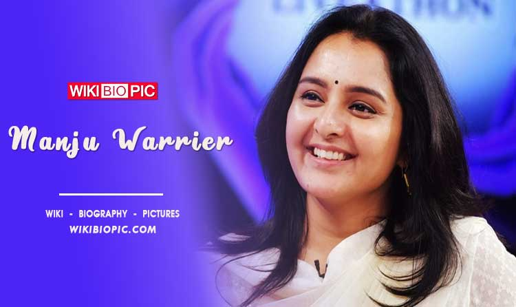 Manju Warrier wiki biography