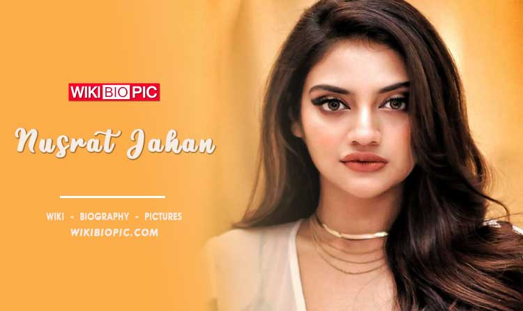 Nusrat Jahan wiki biography