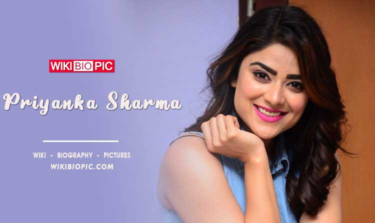 Priyanka Sharma wiki biography