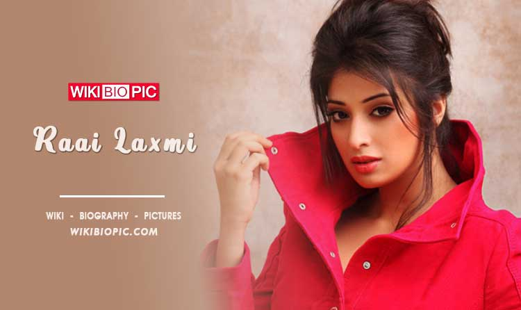 Raai Laxmi wiki biography