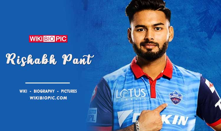 Rishabh Pant wiki Biography