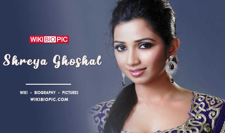 Shreya Ghoshal wiki biography