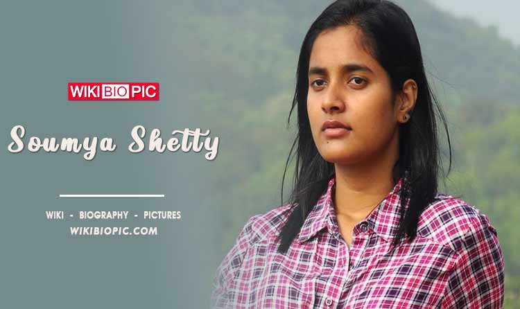 Soumya Shetty wiki biography