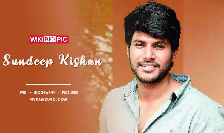 Sundeep Kishan wiki biography