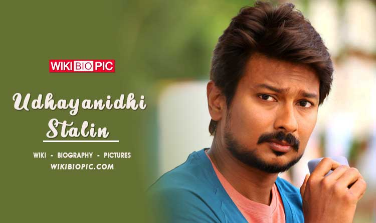 Udhayanidhi Stalin wiki biography
