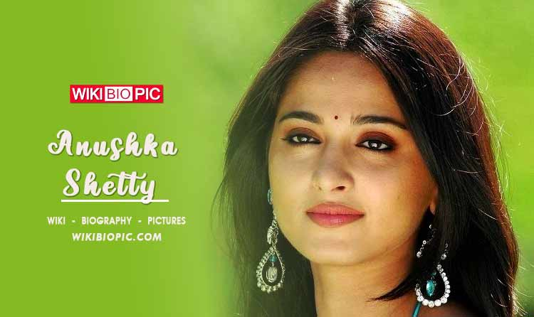 Anushka Shetty wiki biography
