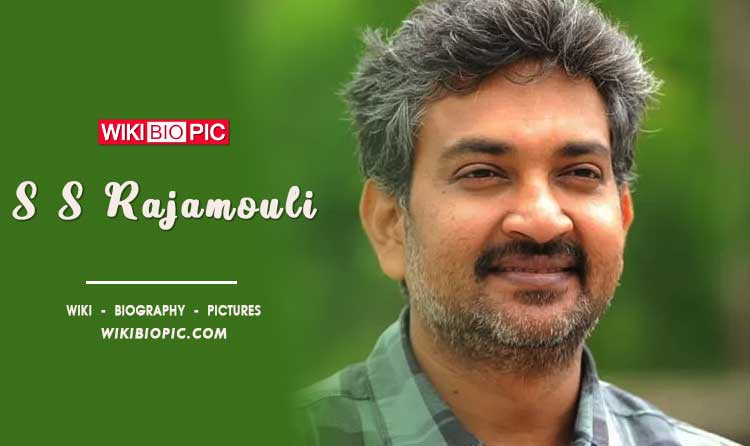 S S Rajamouli wiki biography
