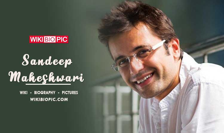 Sandeep Maheshwari wiki biography